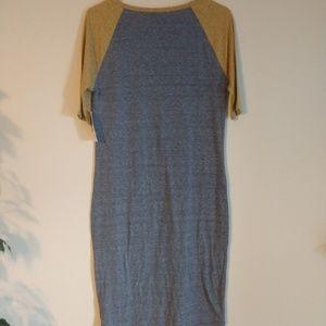 LuLaRoe Dresses - LuLaRoe NWT size M Julia dress